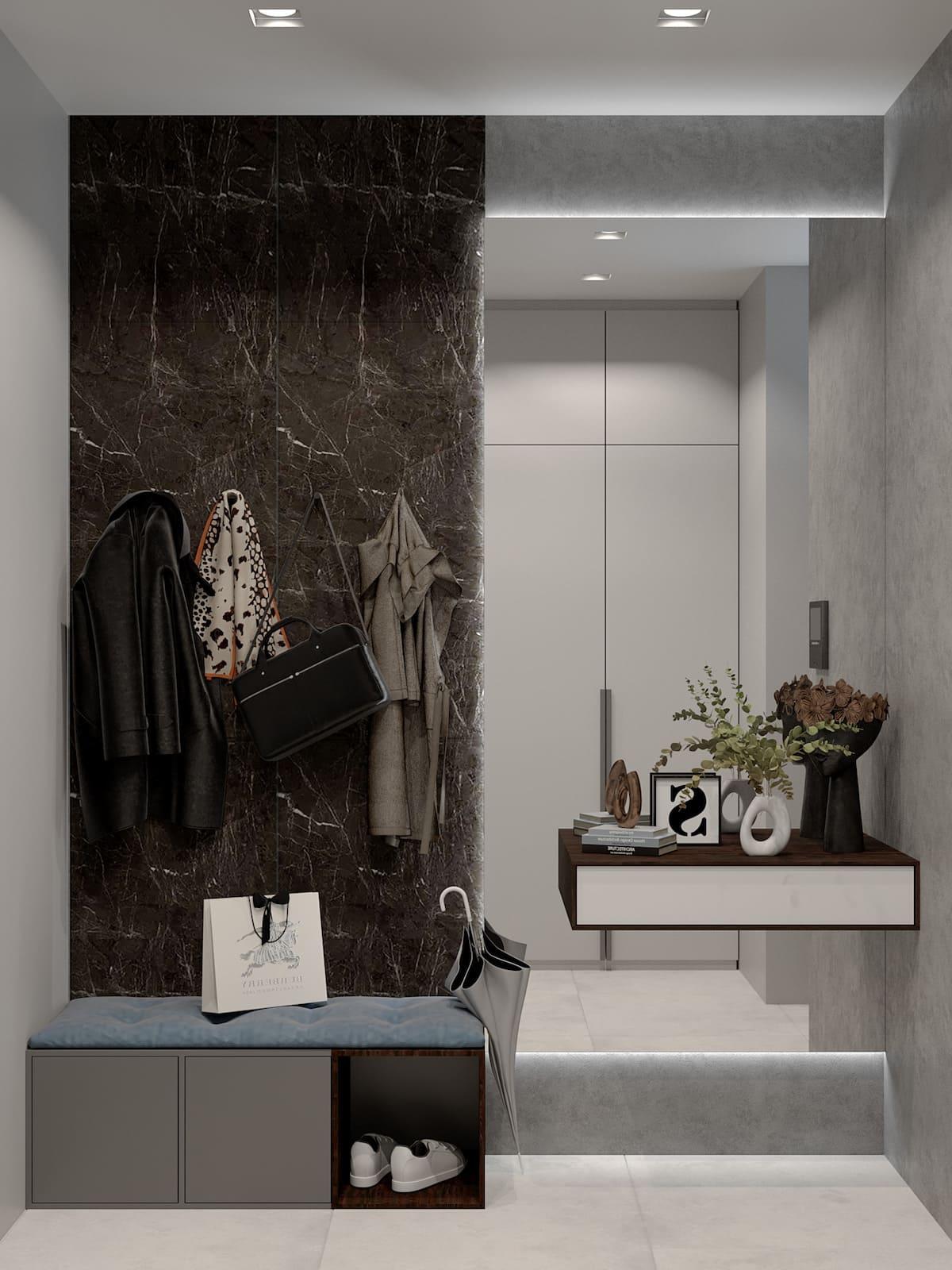 design d'intérieur couloir photo 18