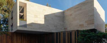 Maison Guerrero par Tacher Arquitectos à Zapopan, Mexique