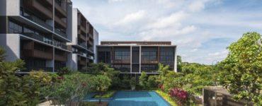 Résidences Kandis par ONG&ONG à Singapour
