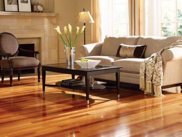 Votre guide des objets de décoration qui s'harmonisent avec les planchers en bois