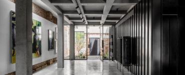 15 superbes designs de foyers industriels que vous allez apprécier