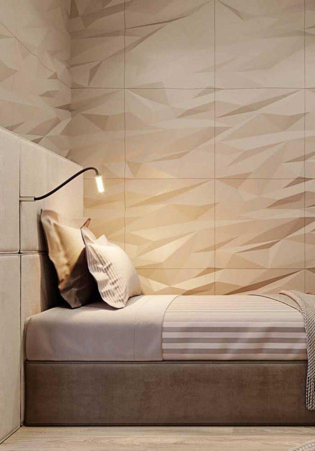 Qu'est-ce que la plaque de plâtre 3D et ses avantages pour la décoration intérieure