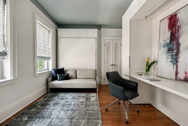 12-Bedroom Yonkers - NY Home maximisé pour les invités utilisant des meubles de ressources