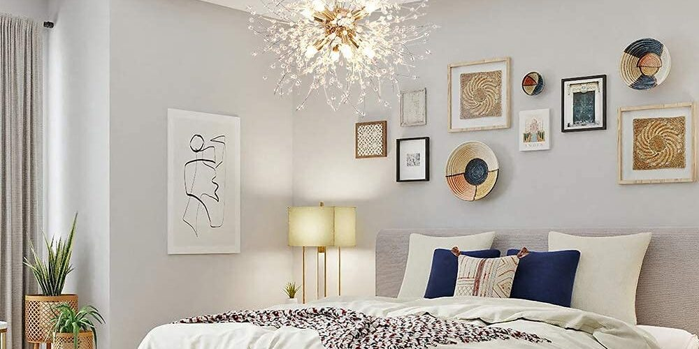 Ceiling Lamps That Will Change The Entire Bedroom Decor