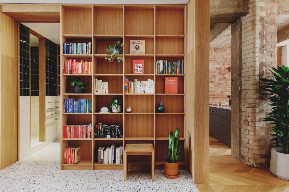 13 designs de couloirs industriels chics avec des idées créatives