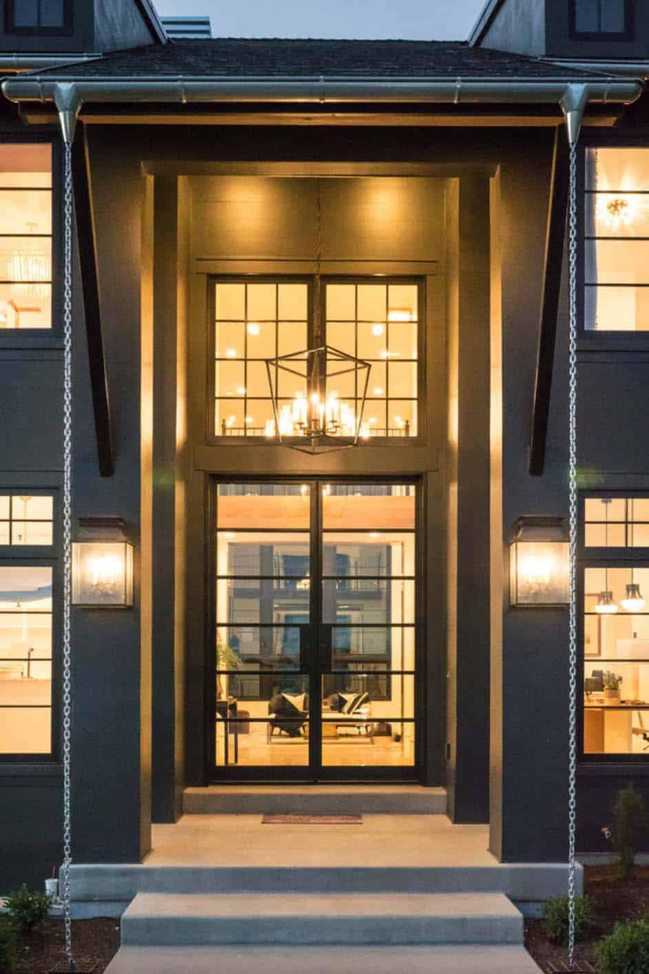 ferme-luxe-design-moderne-entrée