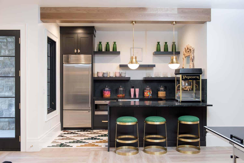 maison-contemporaine-bar-sous-sol