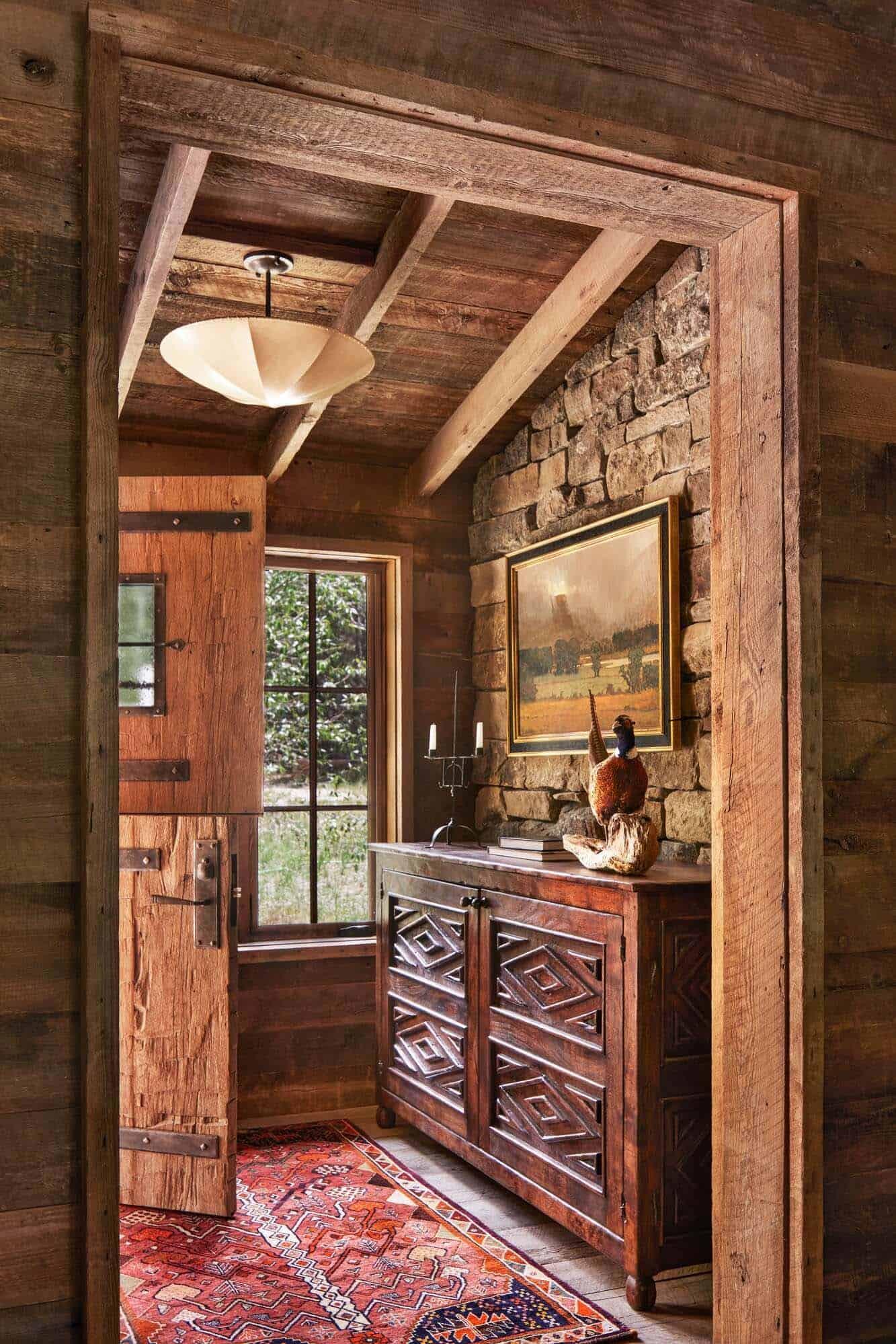 entrée-rustique-ranch