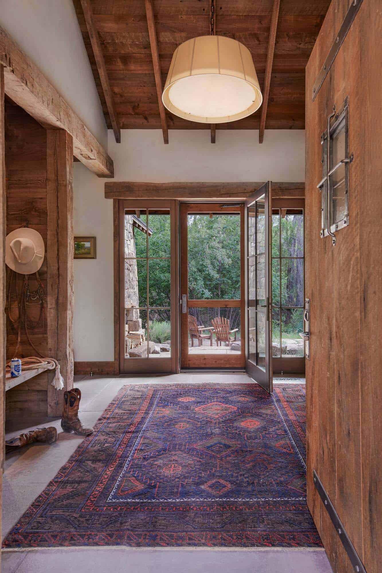 utah-rustique-ranch-entrée
