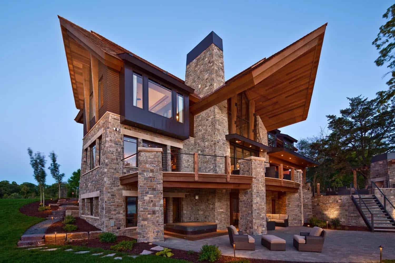montagne-moderne-esthétique-maison-extérieur