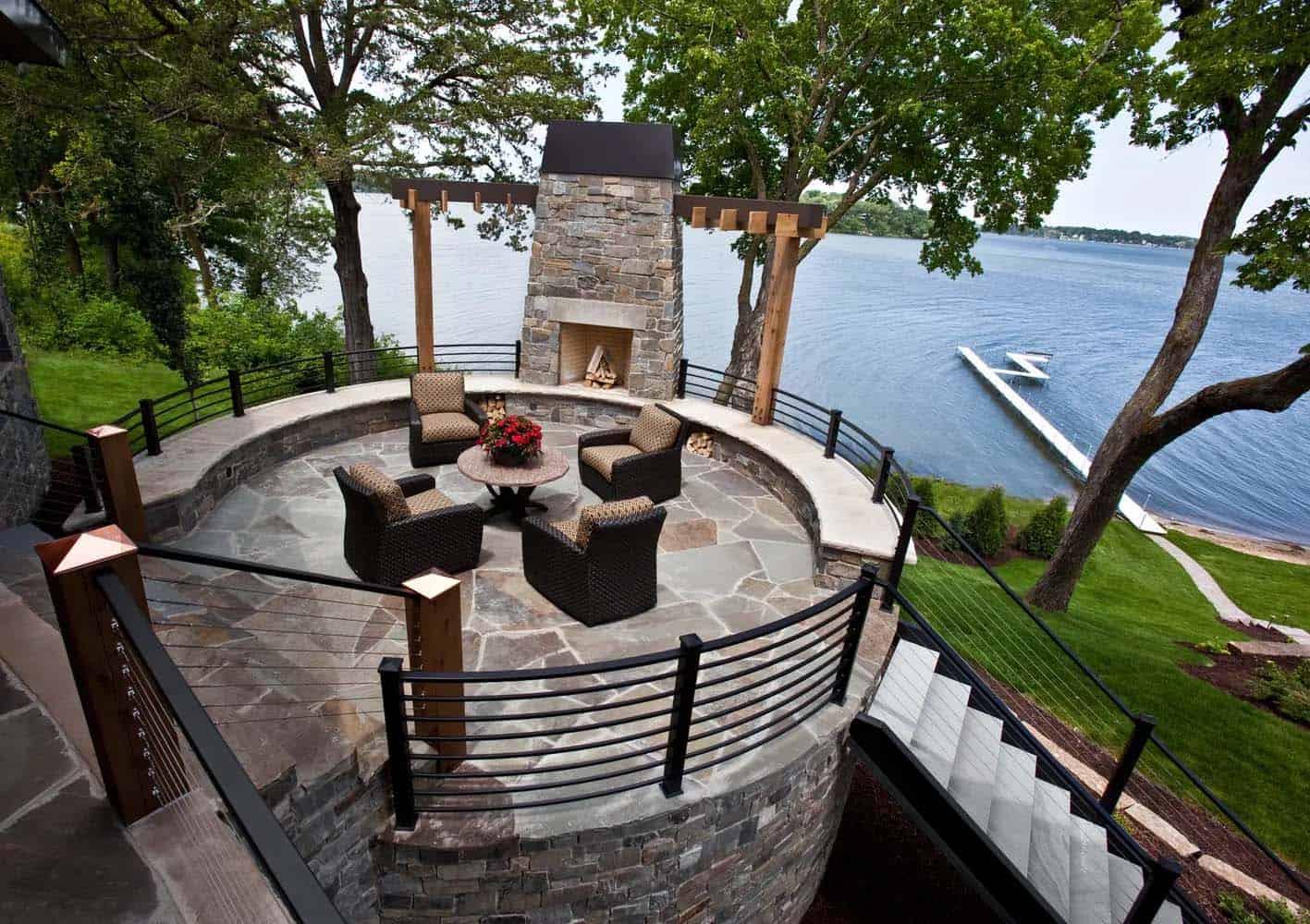 maison-moderne-patio
