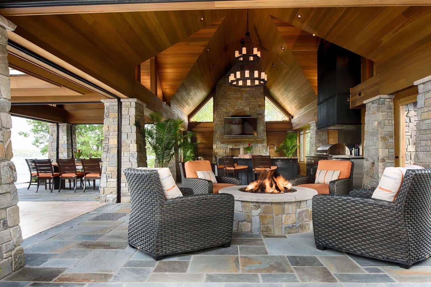 salon-poolhouse-moderne