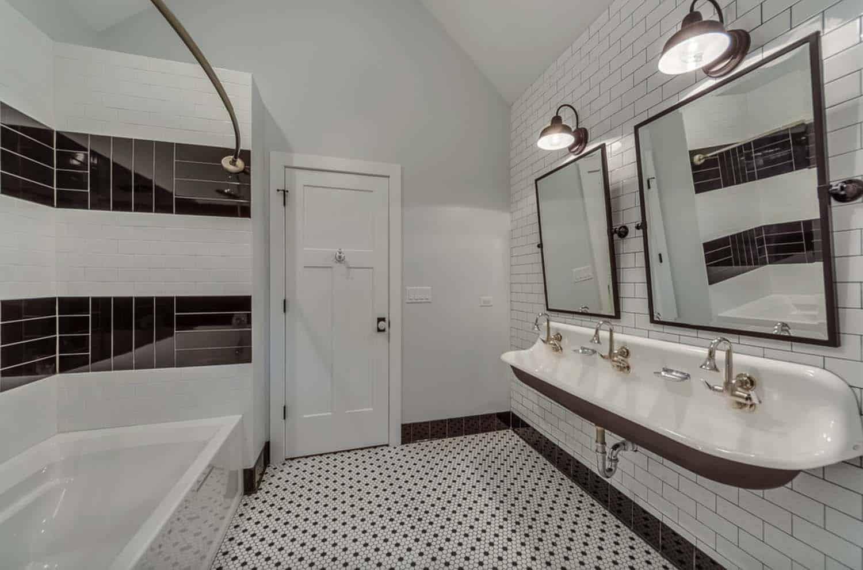 magnifique-ferme-moderne-salle de bain