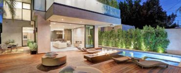 1630123911 La maison contemporaine a Los Angeles offre un style de