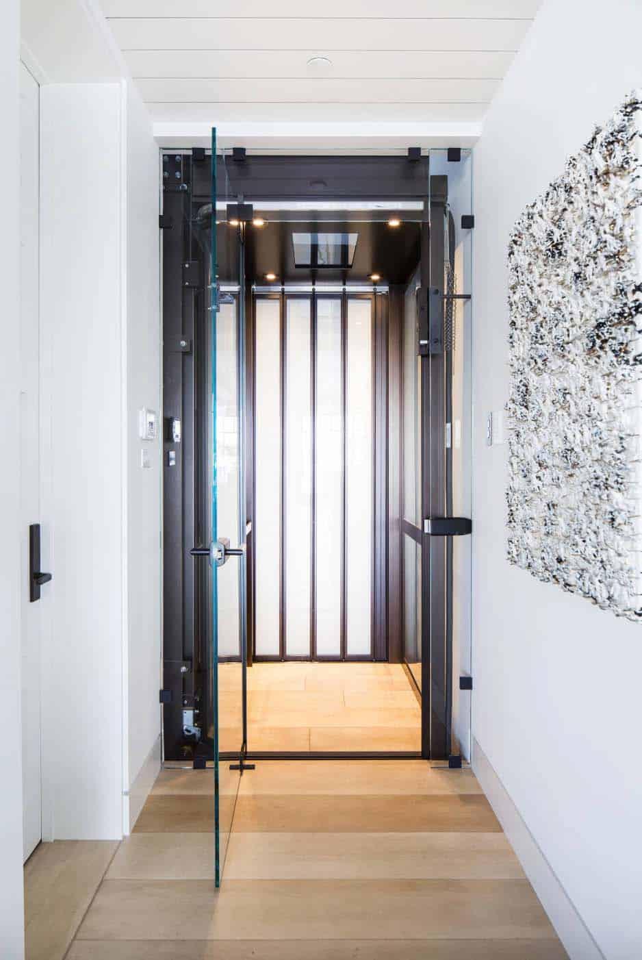 ascenseur-style-plage-maison-moderne-de-plage