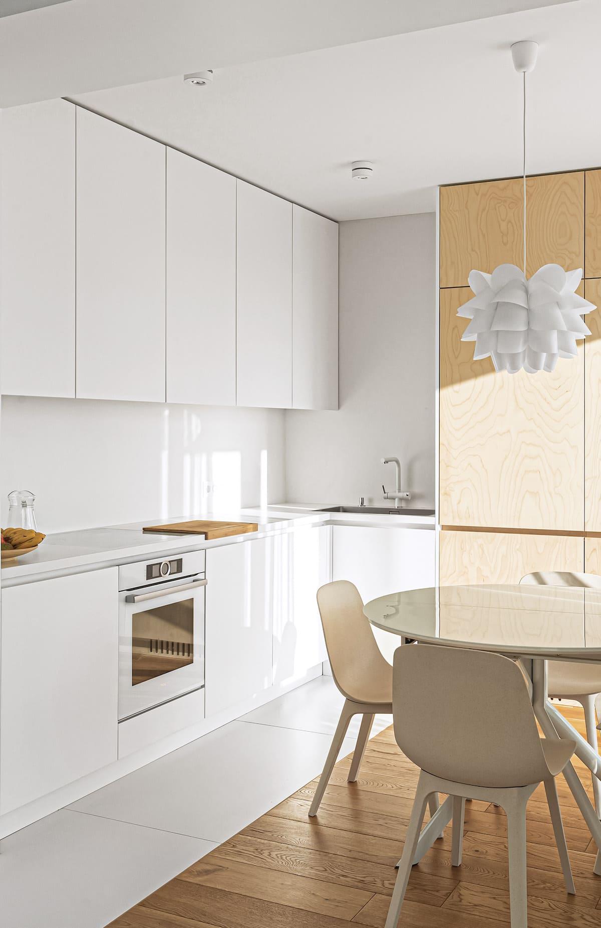 photo de cuisine blanche 3