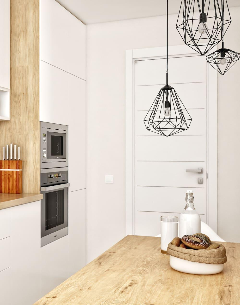 photo de cuisine blanche 7