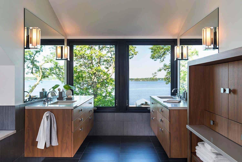 salle-de-bain-maison-lac-minnetonka-contemporaine