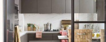 Carreaux de cuisine dans différents styles