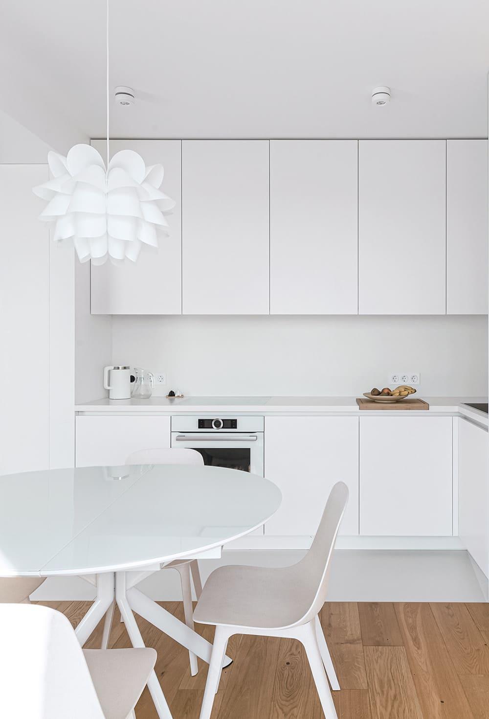 photo de cuisine blanche 1