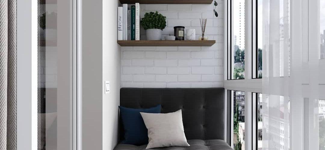 Idees de design pour un petit balcon ou comment utiliser