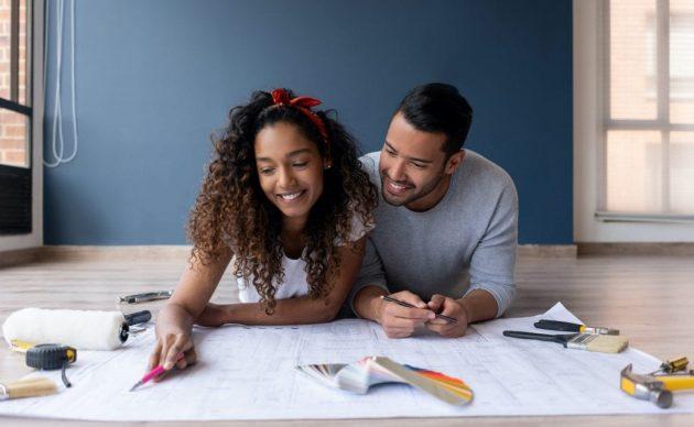 Liste de contrôle pour la rénovation domiciliaire pour vous garder sur la bonne voie