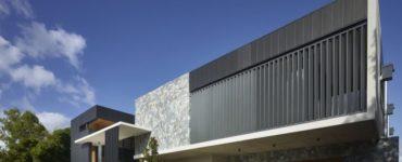Maison C2 par Ellivo Architects à Brisbane, Australie
