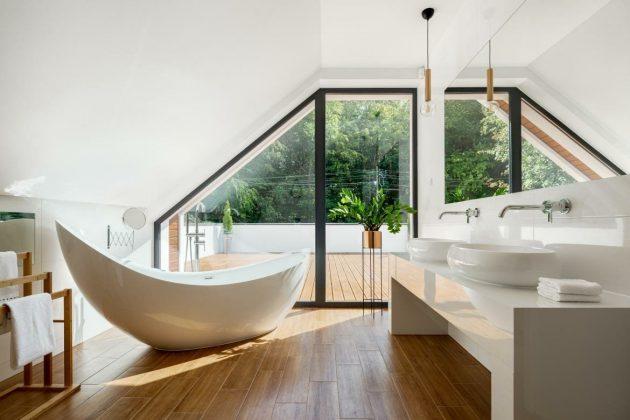Neuf tendances de rénovation de salle de bain pour 2021