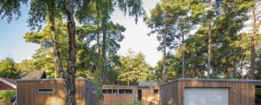 Villa Ljung de Johan Sundberg à Hollviken, Suède