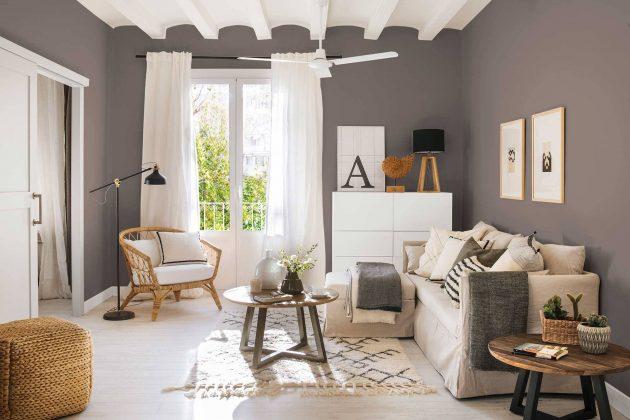 Comment peindre un petit appartement ?