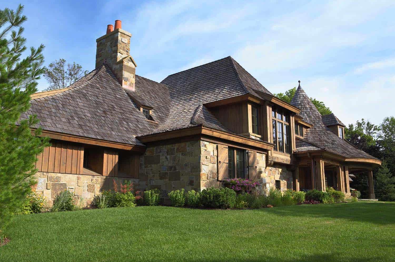 extérieur-maison-style-européen-du-nord