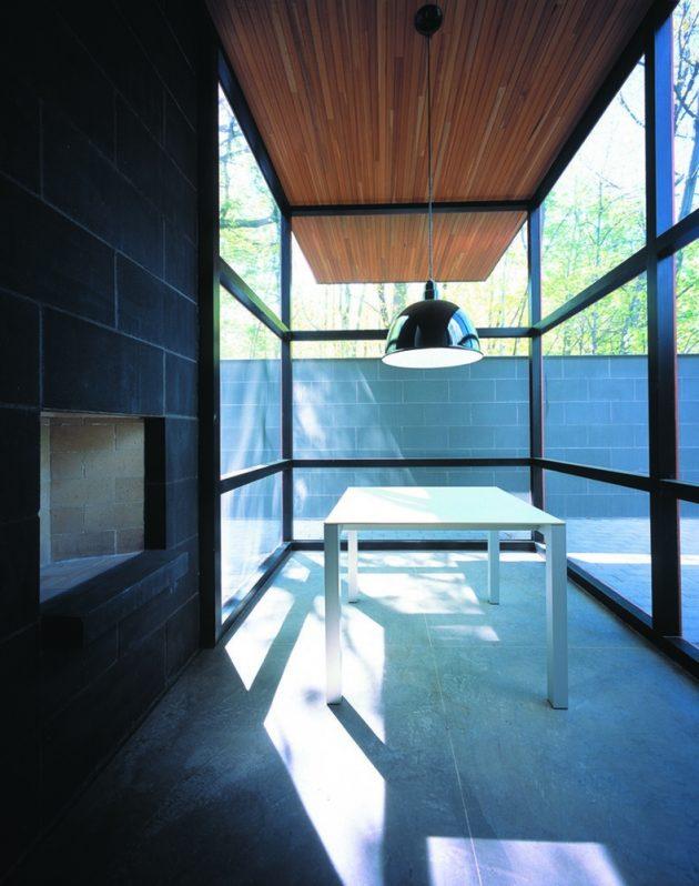 Résidence Streeter par Salmela Architect à Deephaven, Minnesota