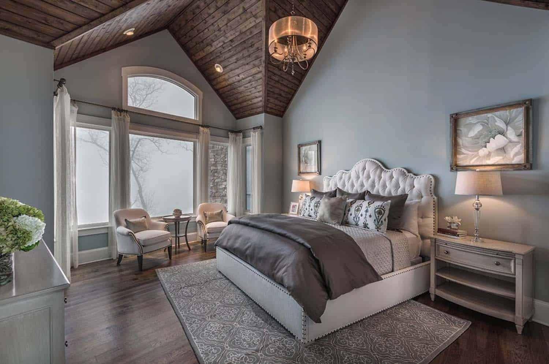chambre à coucher traditionnelle
