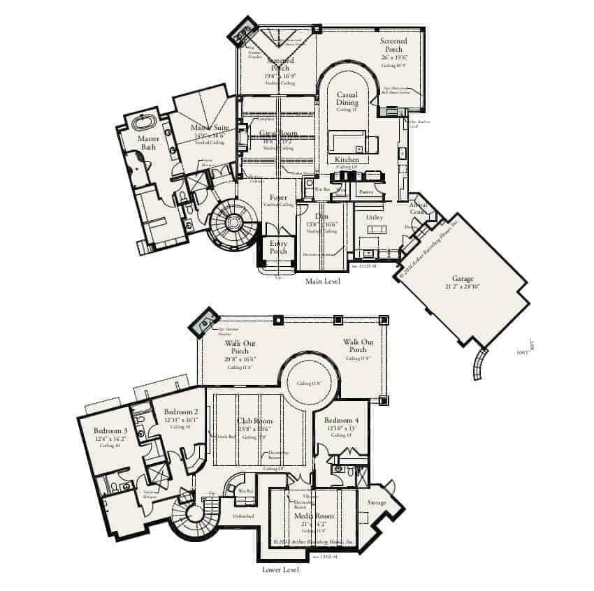 plans-de-maison-traditionnels