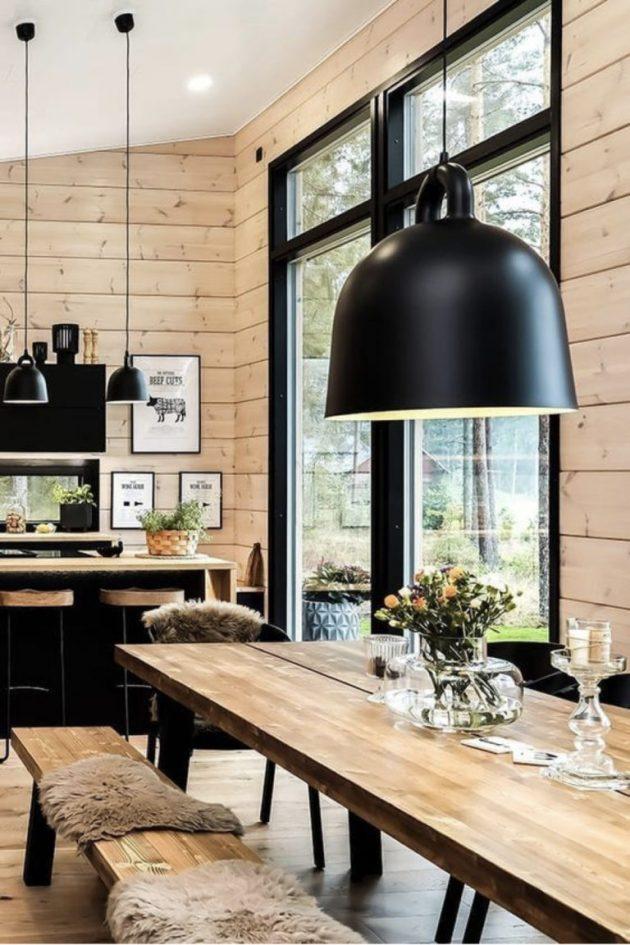 Quelles solutions pour habiller les murs en bois de votre pièce