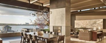 waterfront-property-contemporary-dining-room