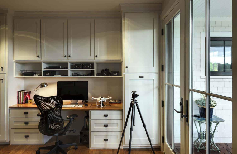 bureau-à-maison-traditionnel
