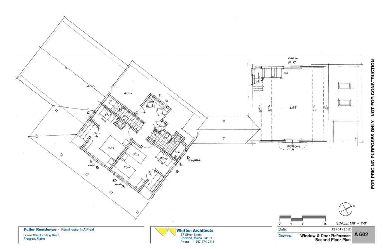 ferme-traditionnelle-plan-d'étage