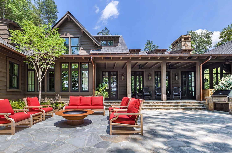chalet-rustique-au-lac-patio