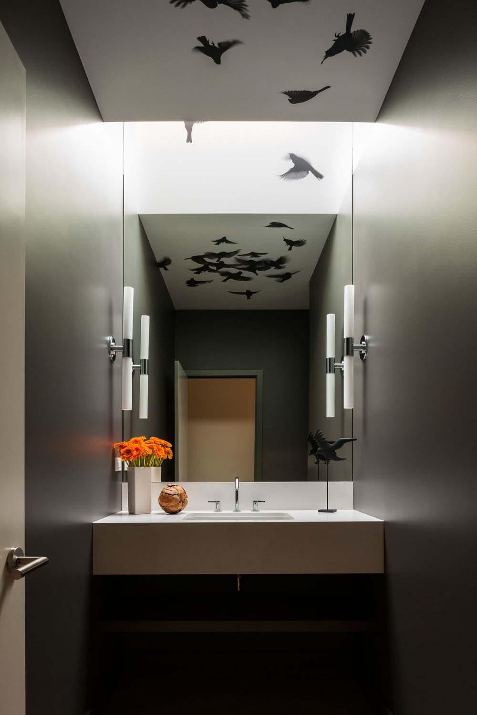 salle d'eau-moderne