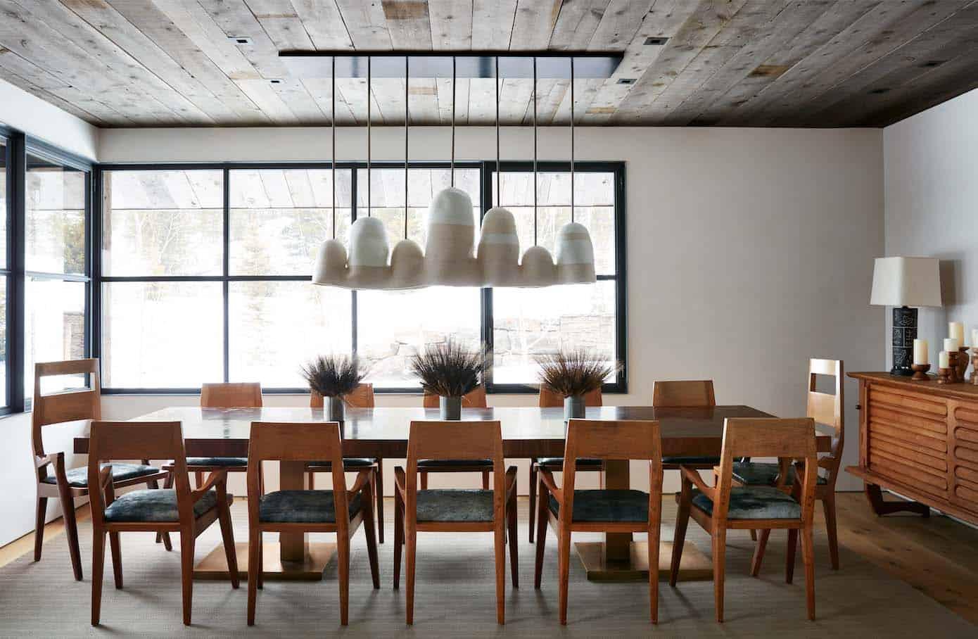 salle-à-manger-montagne-moderne