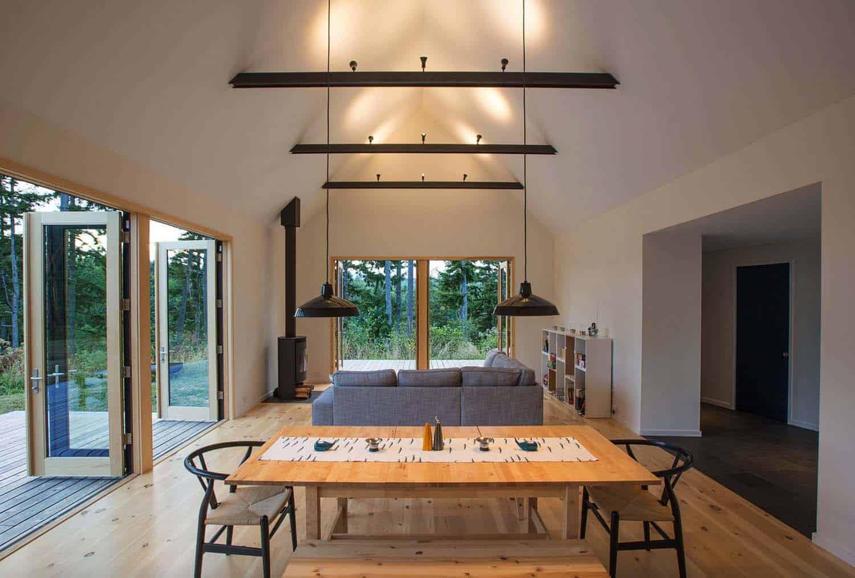 salle-à-manger-minimaliste