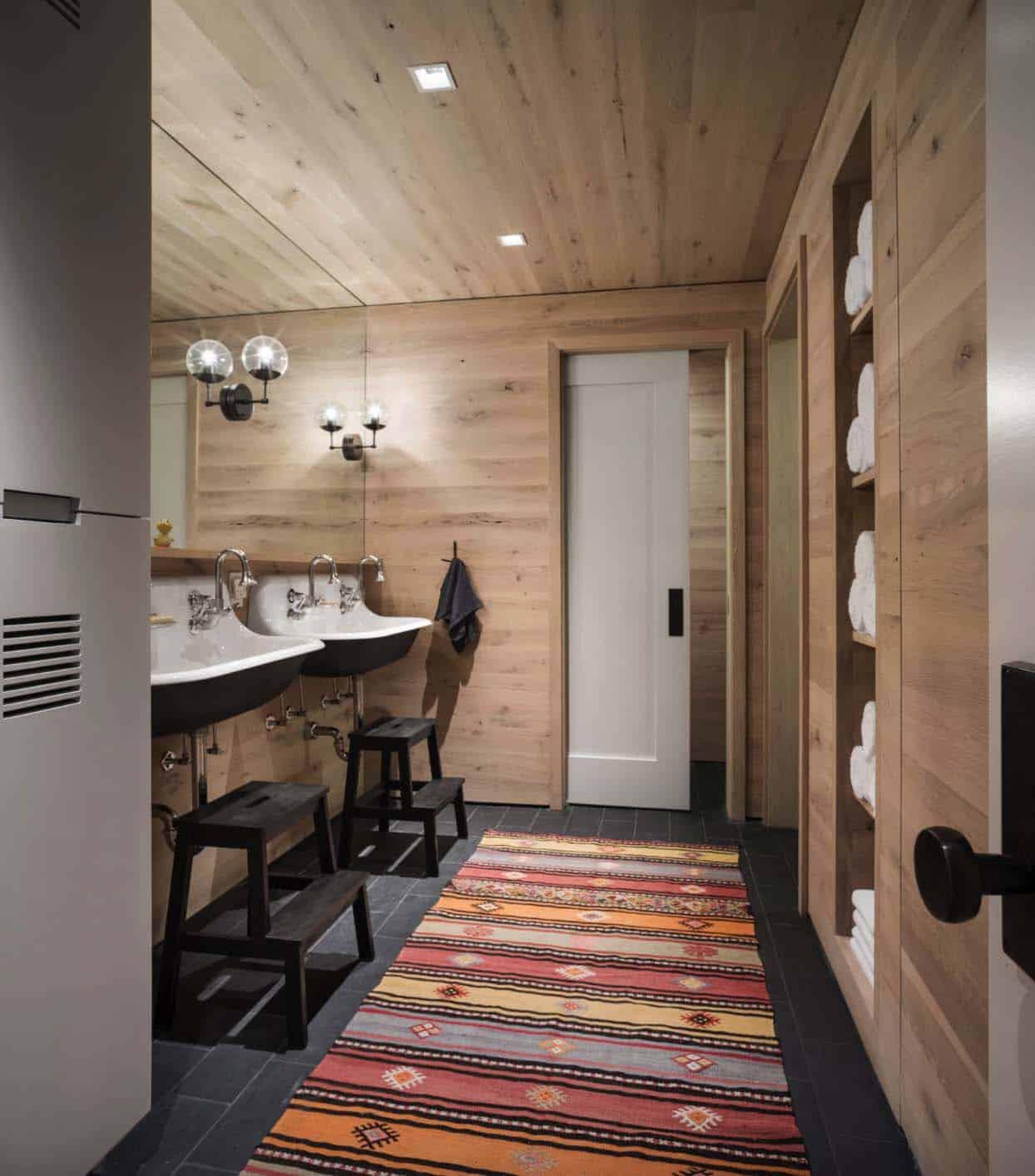 salle de bain contemporaine