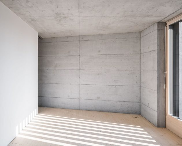 Maison 42 par HILDEBRAND à Stafa, Suisse