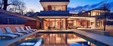 family-lake-house-modern-exterior